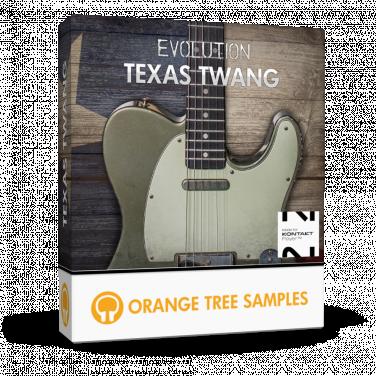 Evolution Texas Twang :: Orange Tree Samples
